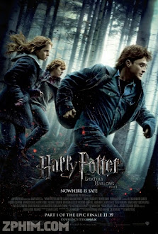 Harry Potter Và Bảo Bối Tử Thần Phần 1 - Harry Potter and the Deathly Hallows: Part 1 (2010) Poster