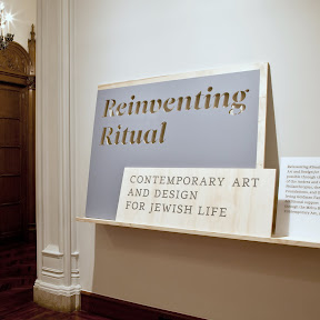 incorporated architecture design benroth rolston stuart Jewish Museum Reinventing Ritual Exhibition