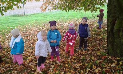 Podzimní čarování