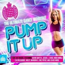 Download - CD Ministry Of Sound Pump It Up 2013