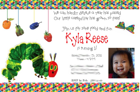 baby shower templates free real party hungry caterpillar 1st birthday. Black Bedroom Furniture Sets. Home Design Ideas