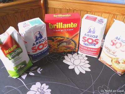 Productos de Herba Ricemills