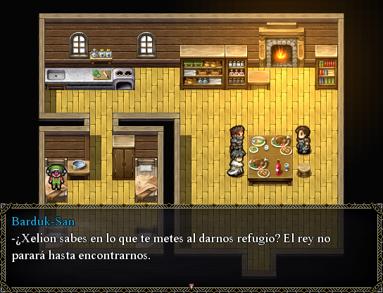 [RPG Maker VX] The Redemption Saints (Juego completo) Screenshots_3