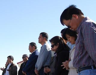 为华人教会祷告