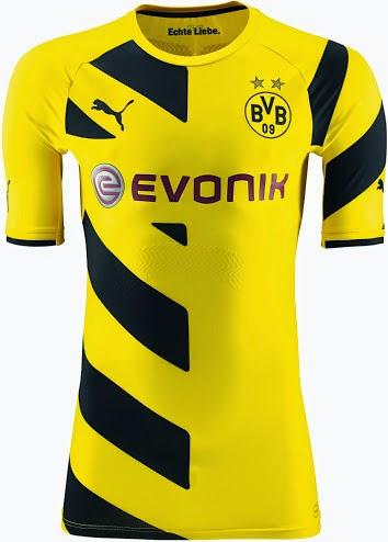áo bóng đá Dortmund