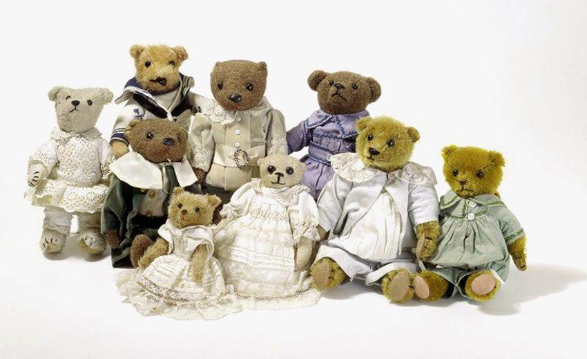 мишки, история, музей детства
