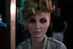 """Gina Dreyer am Set von Toka & Murano - """"Nachtleben"""""""