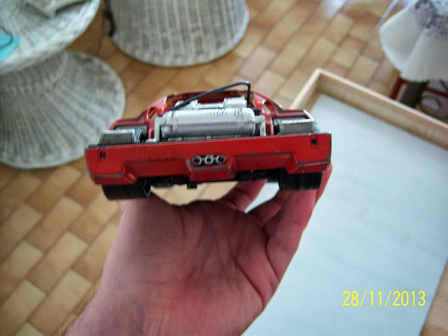 Ferrari F40 diecast 100_2928