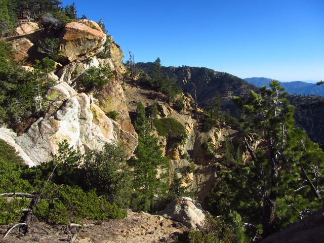 some more rugged landscape
