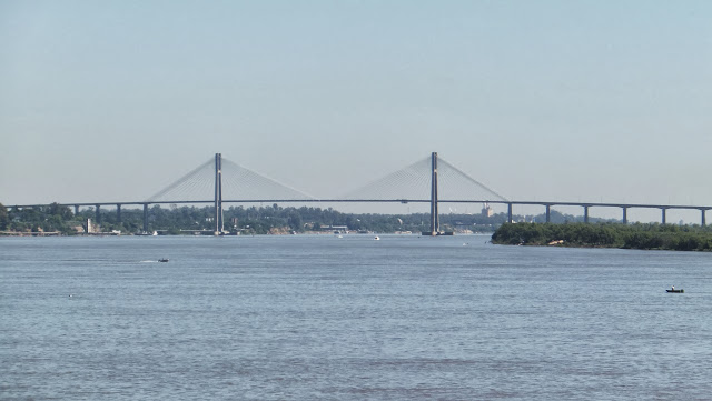 Puente Rosario Victoria, Parque Sunchales, Rosario, Argentina, Elisa N, Blog de Viajes, Lifestyle, Travel