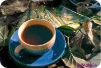 тайский синий чай для волос