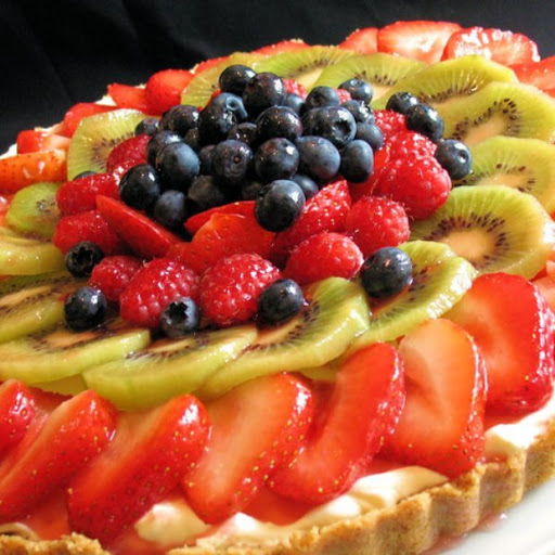 Ina Garten's Fruit Tart Recipe