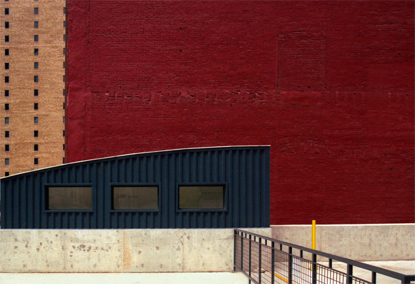 """""""llth and Olive, St Louis, MO"""" by Photographer Greg Kluempers."""
