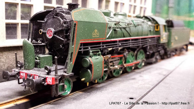 Mes locomotives à vapeur... - Série limitée Club Jouef - 20141231_112632