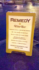 Remedy Wine Bar, Portland Oregon