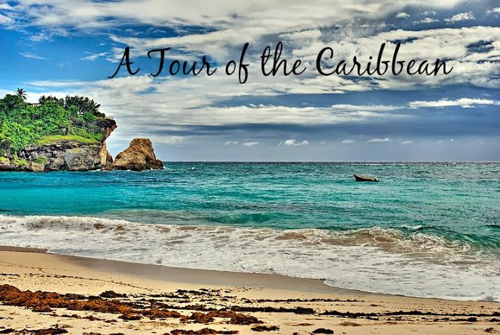 A tour of the Caribbean - Barbados beach