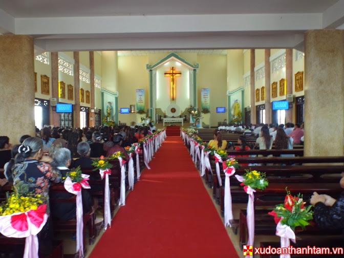 Thánh Lễ Thêm Sức 2014