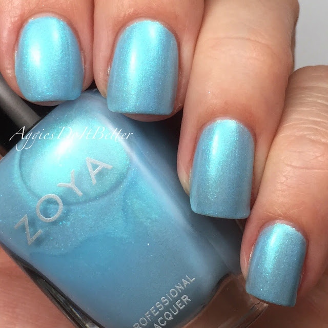Cinderella Nails: Aggies Do It Better: Cinderella Nails Inspired By MAC