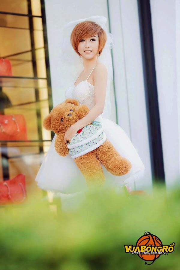 Đặng Ngọc Quỳnh Nhi đăng quang Miss Bóng Rổ 2013 4