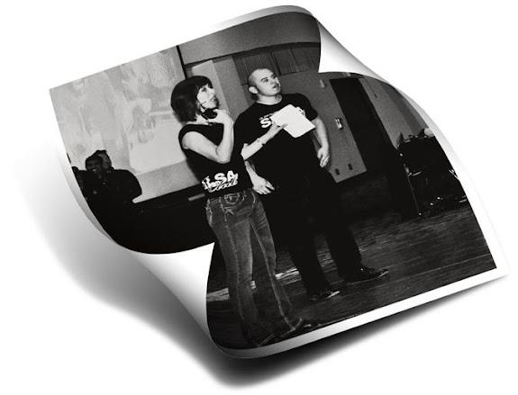 Kazumi and Josh (CSUF Salsa Club)
