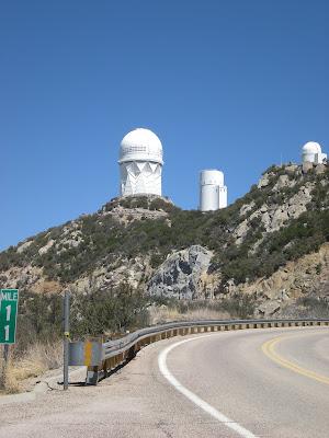 The Big One on Kitt Peak