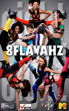 8 Flavahz Hawaii Los Angeles CA These Girls May Look Young And Adorable But I Think The ICONic Boyz Comparisons Should Stop There Because