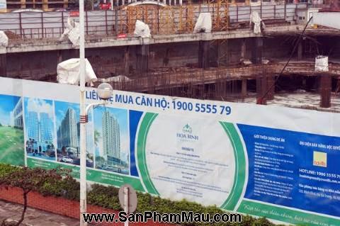 Chung cư mạ vàng ở Hà Nội từng bị đình chỉ thi công-2