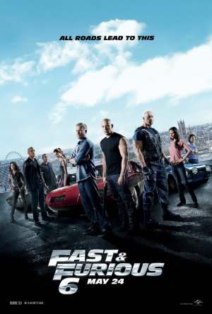 Wallpapers Fast & Furious 6 (2013) HD Film Movies