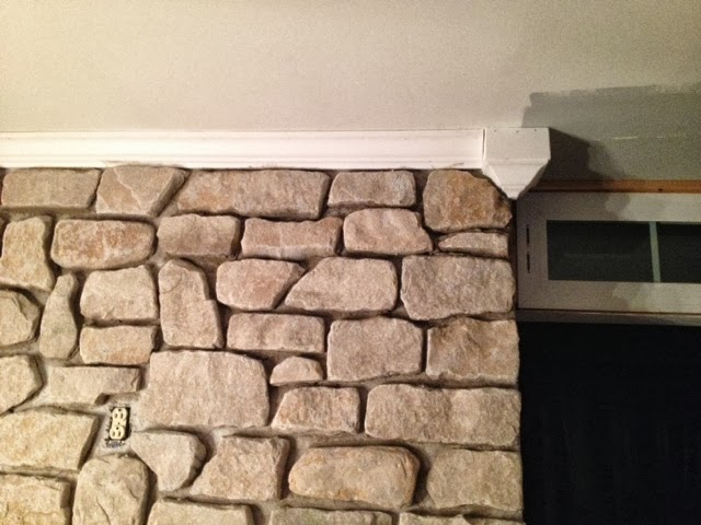 General Splendour Stone Accent Wall 99 999 Complete