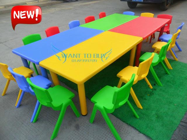 Kids Plastic School Classroom Nursery Chair Children Study