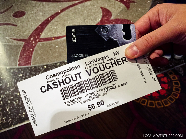 Cosmopolitan Hotel Las Vegas.