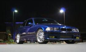 Обзор BMW M3 3.0 i