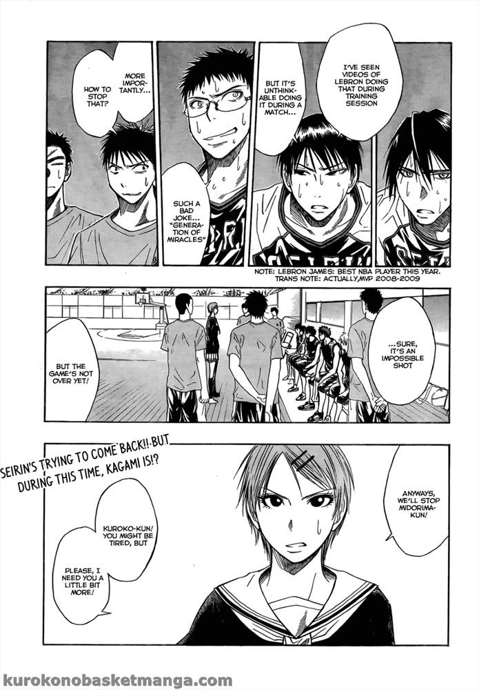 Kuruko no Basket Chapter 29 - Image 03
