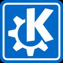 KDE desktop logo