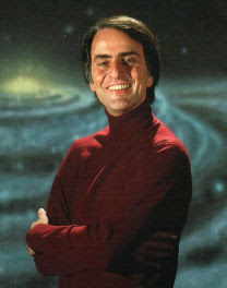 Carl Sagan, A Cosmic Celebrity