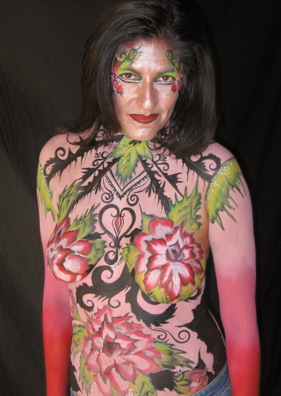 Face and Body Art  Just another  site