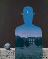 L'heureux donateur, rené Magritte 1966