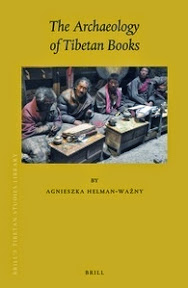 The Archaeology of Tibetan Books, 2014]