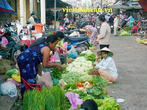 Thực phẩm Hà Nội được ghi lại qua con mắt camera IP