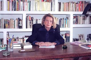 Retrato de Josefina Aldecoa