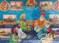 Spiritual Chivalry Futtuwah In Sufi Way Image