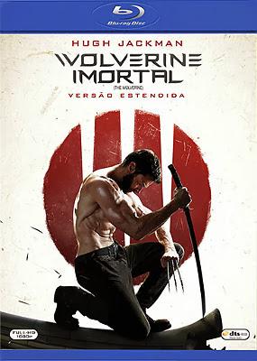 Filme Poster Wolverine - Imortal VERSÃO ESTENDIDA BDRip XviD Dual Audio & RMVB Dublado
