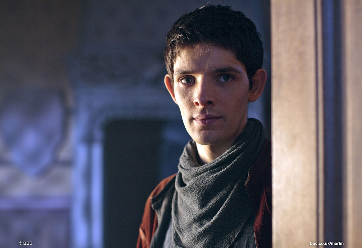 BBC Merlin Colin Morgan The Darkest Hour