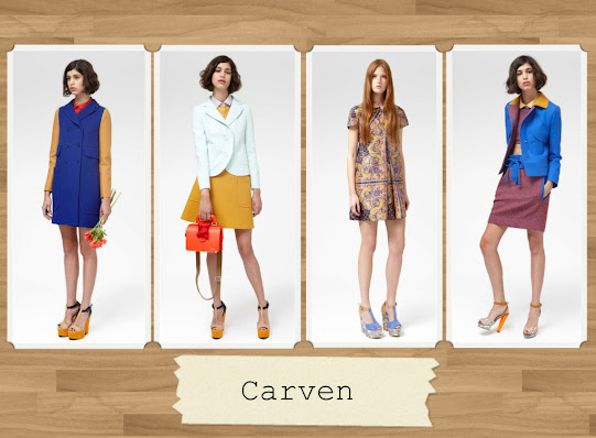 Carven Resort Wear 2013