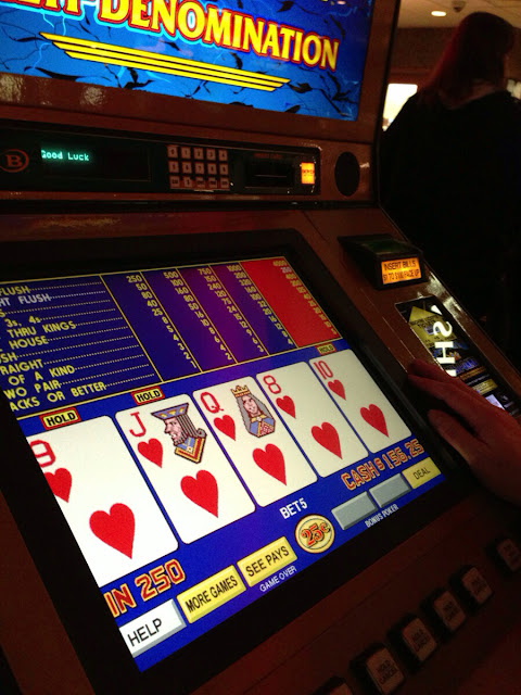 Video Poker Straight Flush