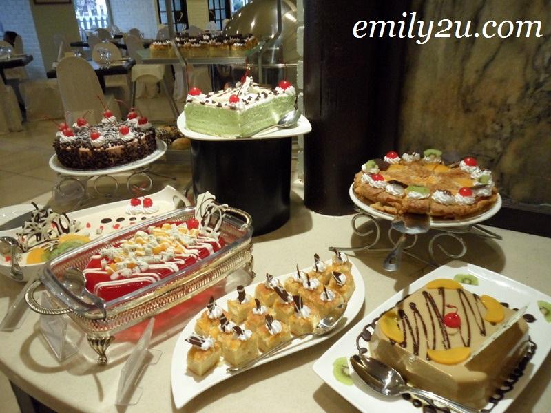 Ramadan buffet Impiana Hotel