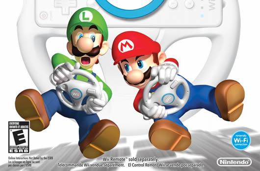Super Mario Kart Wii Action Figures Set 1