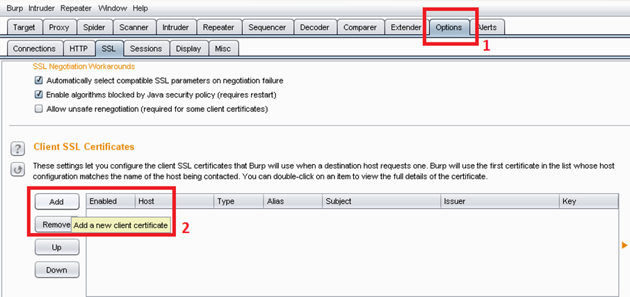 How to use burp suite