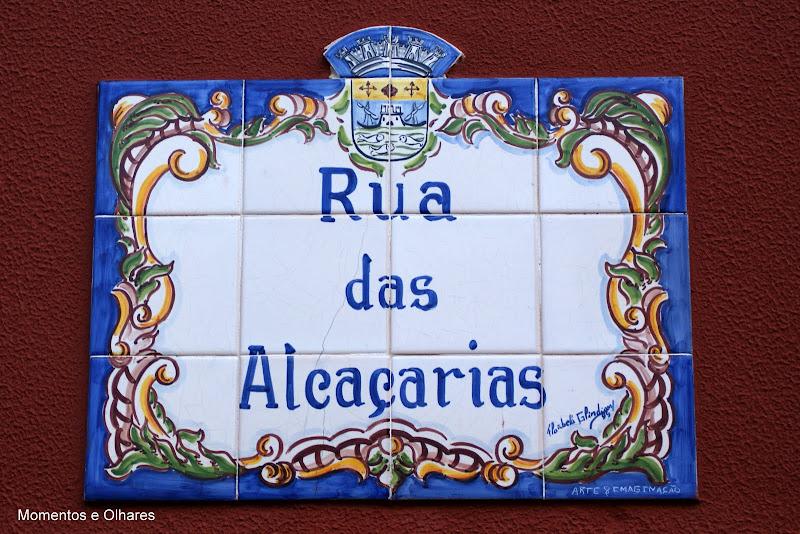 Rua das Alcaçarias, Bairro Salgado