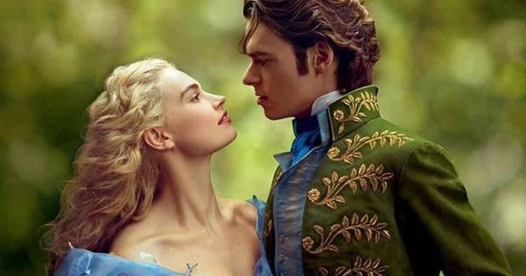 Cenicienta y el príncipe azul